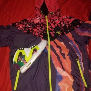 Nike tech andre Agassi jacket